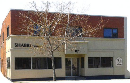Shabri Building Exterior